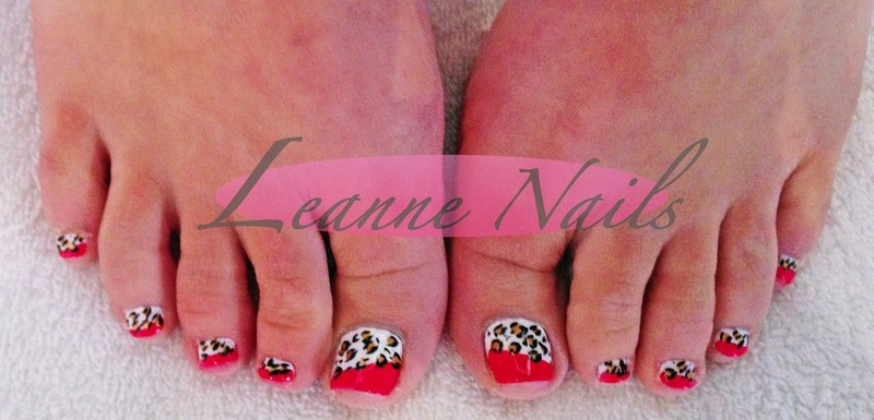 Leanne nails toenail designs toenail designs and extensions all prinsesfo Gallery